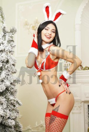 Francisca live escort & thai massage